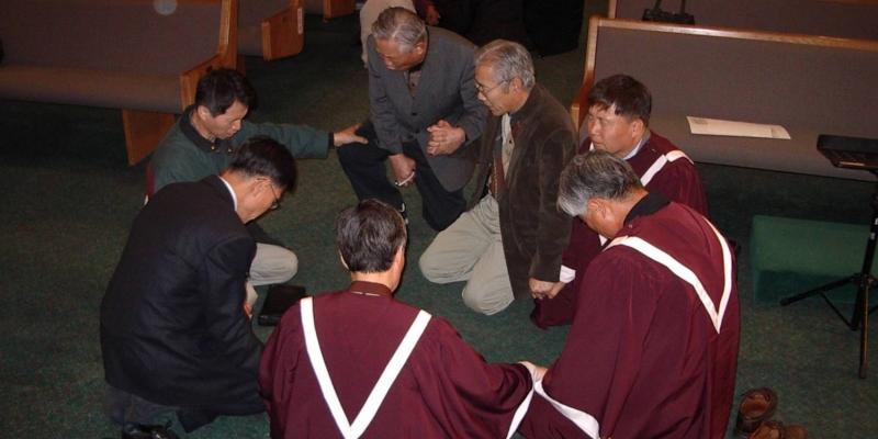 2003 - 카나다 토론토<br> 카나다 토론토 가든 교회 기도세미나 및 사경회 (2003.10.29)
